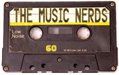 music nerd cassette