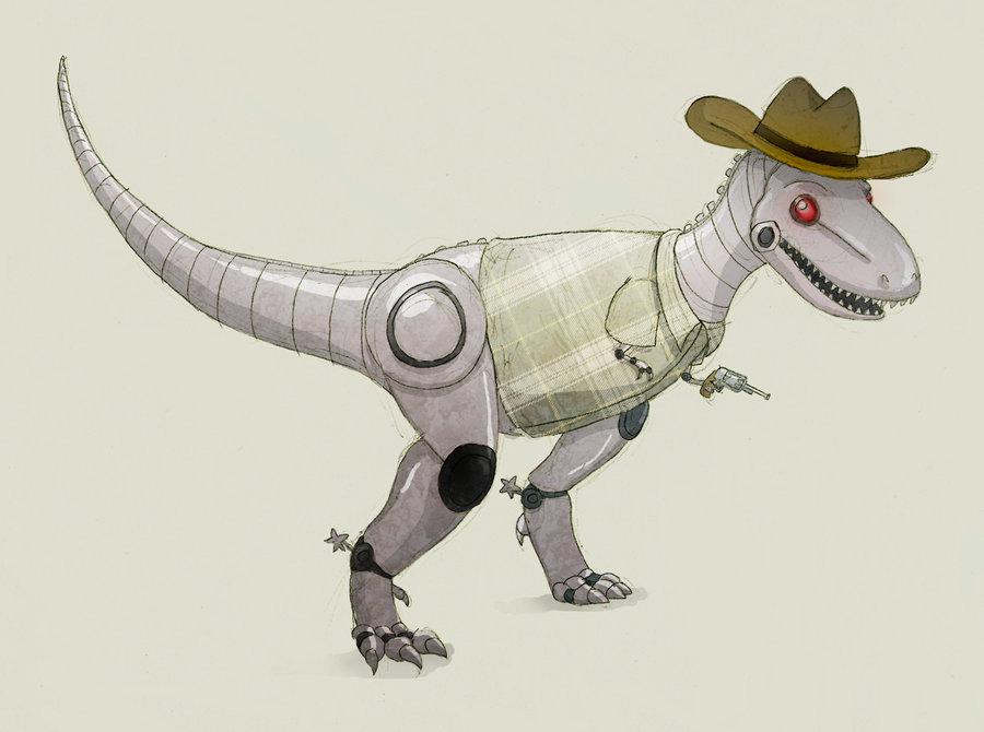 robot_cowboy_dinosaur_by_molassive-d2xv6tf